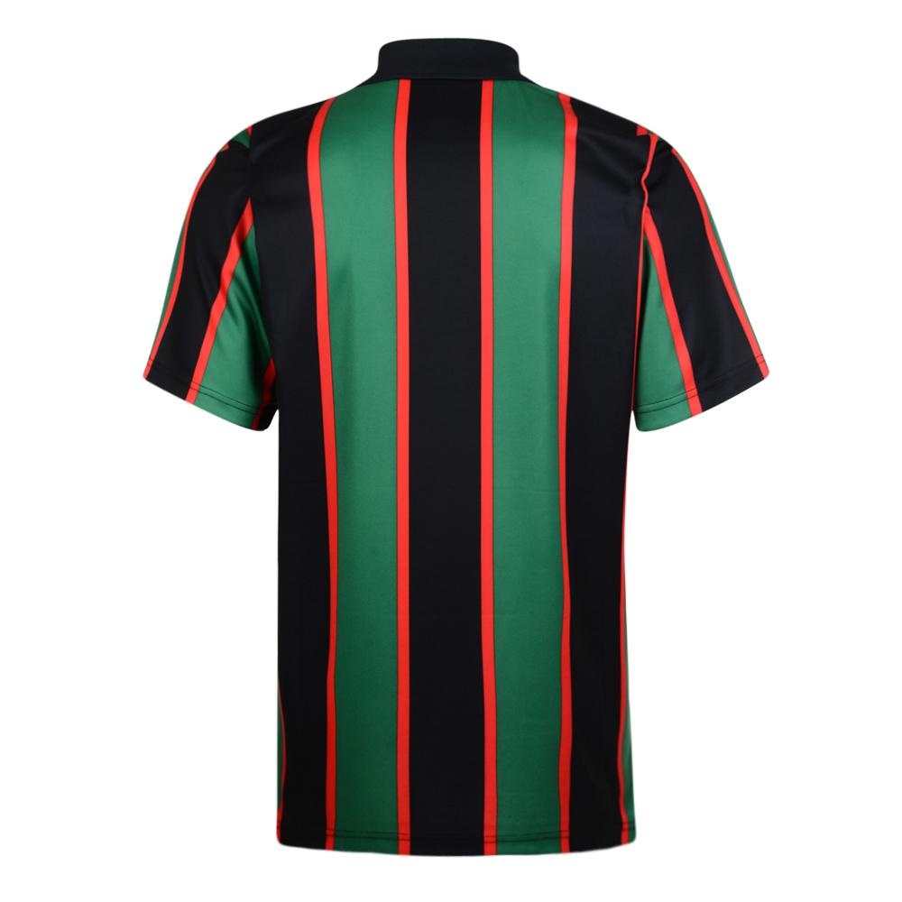 Aston Villa 1994 Football Away Retro Shirt Jersey Tee Top Mens