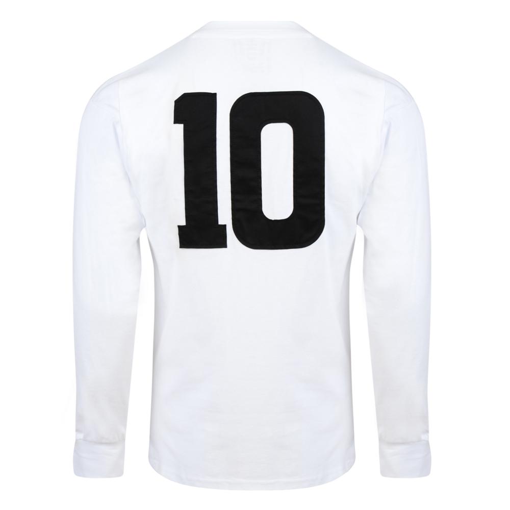 7ce7608ba46 Buy Fulham 1966 No10 Long Sleeve Retro Football Shirt | Fulham 1966 ...