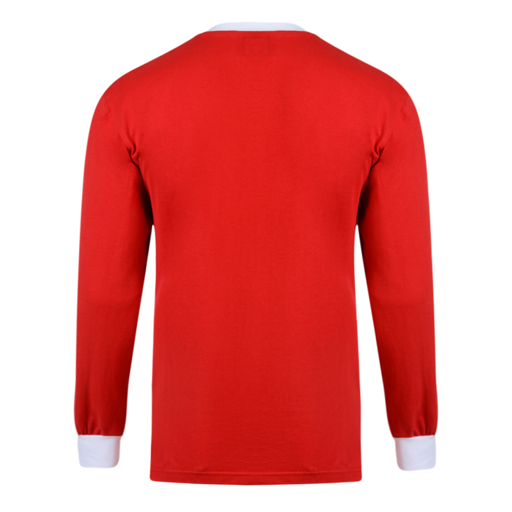 new products 27dbf 3613a Liverpool FC 1964 Long Sleeve Retro Football Shirt