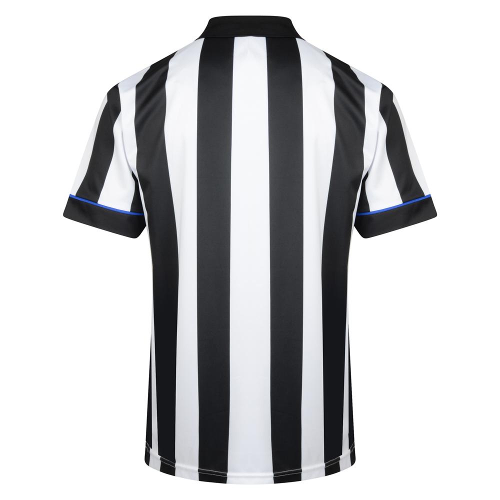 size 40 ae32d b5108 Newcastle United 1995 Retro Football Shirt