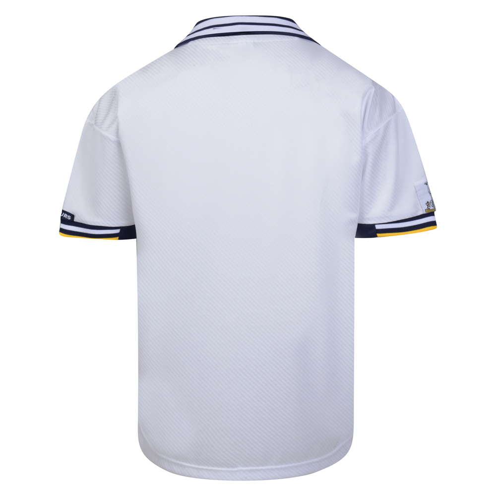 Official Retro Tottenham Hotspur 1994 Away Umbro Retro Shirt 100/% POLYESTER