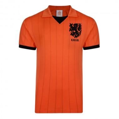 c98e76ca8 Holland 1983 Retro Football Shirt