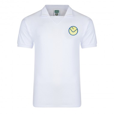 Leeds United 1974 No4  Retro Football Shirt