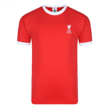 Liverpool FC 1973 No7 Retro Football Shirt