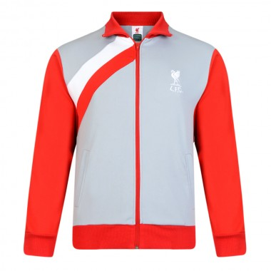 Liverpool FC 1986 Retro Track Jacket