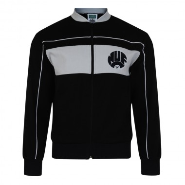 Newcastle United 1984 Retro Track Jacket