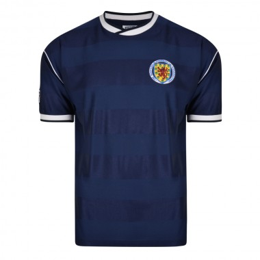 Scotland 1986 Retro Football Shirt
