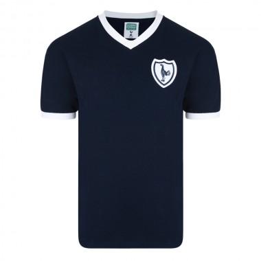 2998d45db93 Tottenham Hotspur 1962 No8 Away Retro Shirt