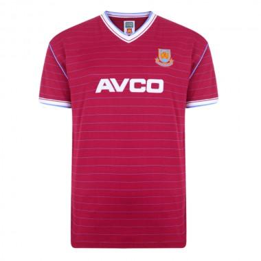 9e6689abc94 Buy West Ham United 1988 Retro Football Shirt   West Ham United 1988 ...
