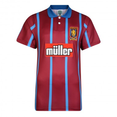 Aston Villa 1994 Retro Football Shirt