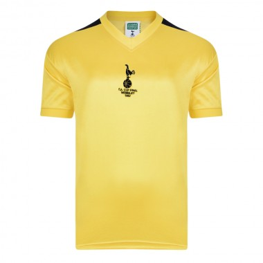 Tottenham Hotspur 1982 FA Cup Final Away Shirt