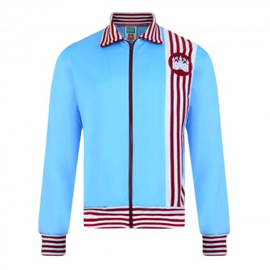 West Ham United 1976 Away Retro Track Jacket