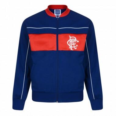 1a8c26ad37e Buy Rangers 1984 Retro Track Jacket | Rangers 1984 Track Jacket | Rangers  Retro Jersey | 3 Retro