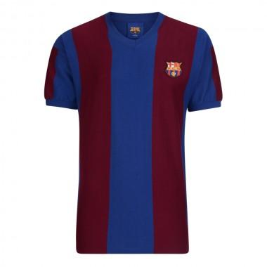 0a3198483 Barcelona 1979 ECWC Retro Football Shirt