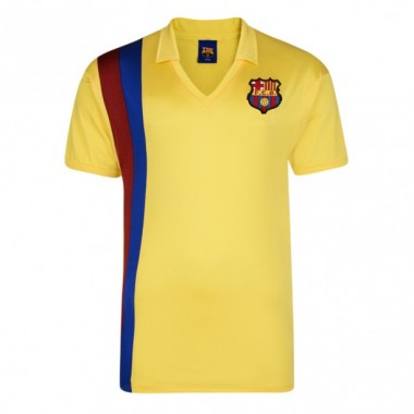Barcelona 1982 Away Retro Football Shirt 87b54d3c2