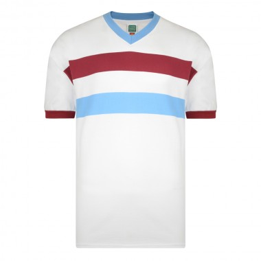 West Ham United 1958 Away Retro Football Shirt