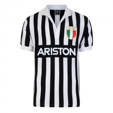 Juventus 1984 Retro Home Shirt
