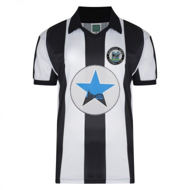 Newcastle United 1982 Polyester Retro Shirt