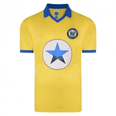 adbb21cff4c Newcastle United 1982 Away Polyester Retro Shirt