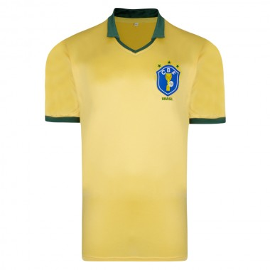 Brasil 1986 World Cup Finals shirt