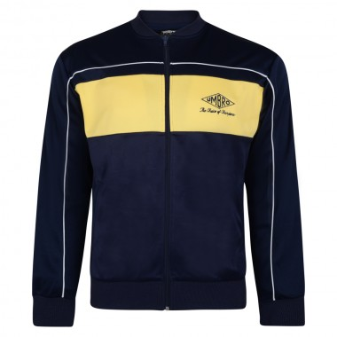 Umbro Choice of Champions Navy Track Jacket