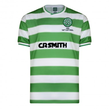 Celtic 1985 Scottish Cup Final  Retro Shirt