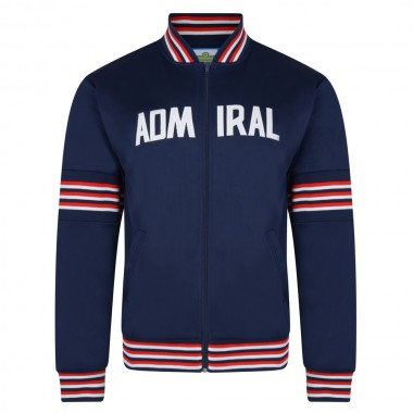 Admiral 1974 Navy England Track Jacket