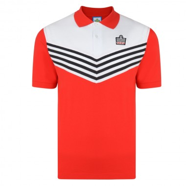 Admiral 1976 Red Club Polo