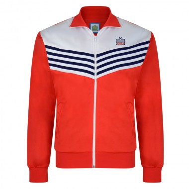 Admiral 1976 Red England Track Jacket