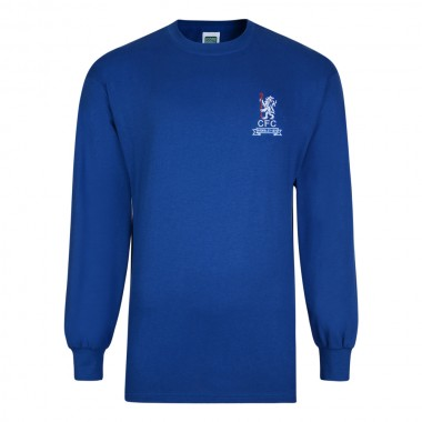 Chelsea 1970 Wembley Retro Football Shirt
