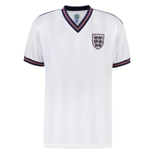 England 1986 World Cup Finals shirt