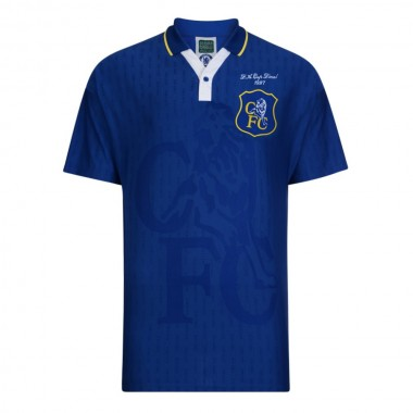 Chelsea 1997 FA Cup Final shirt