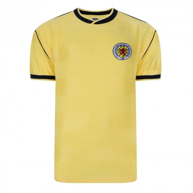 Scotland 1986 Away Retro Football Shirt