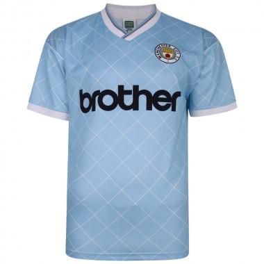 croix CTID Retro st marks gorton Tshirt Homme city manchester city football shirt