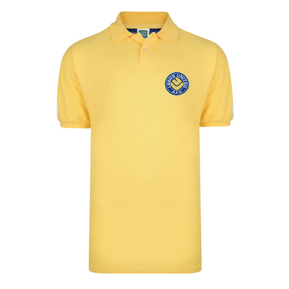 Leeds United 1978 Away Retro Football Shirt