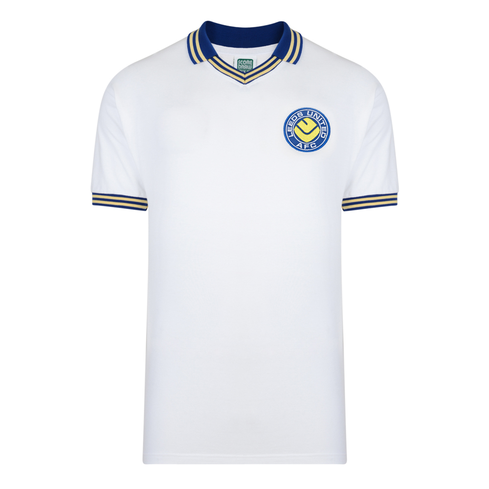 Leeds United 1978 Retro Football Shirt