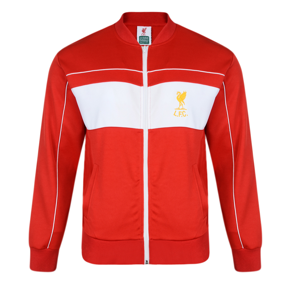 90828f2e87b Buy Liverpool FC 1982 Retro Track Jacket