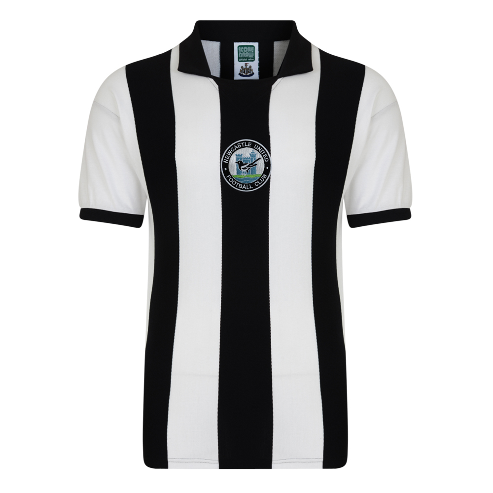 Newcastle United 1976 Retro Football Shirt