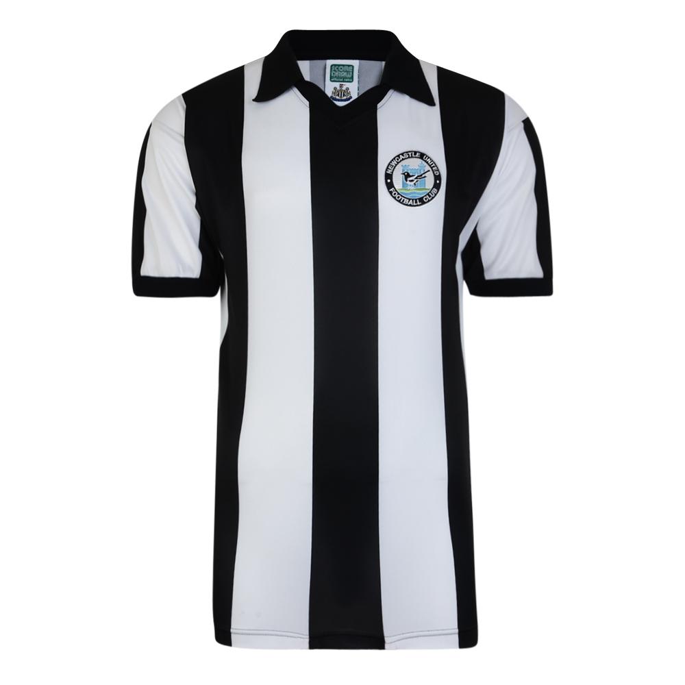 premium selection ce95c 29d9c Newcastle United 1980 Polyester Retro Shirt
