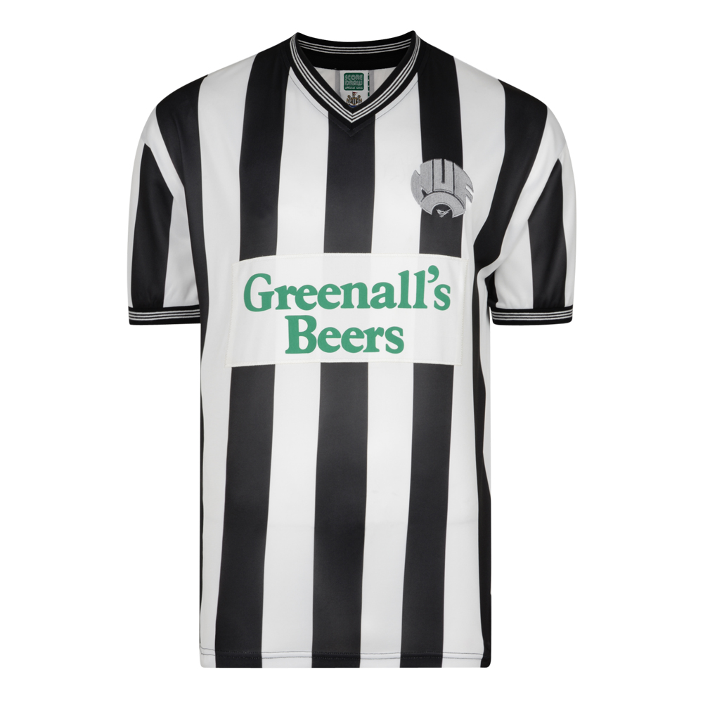 Newcastle United 1985 Retro Football Shirt