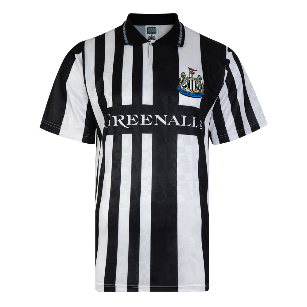 Newcastle United 1990 Retro Football Shirt