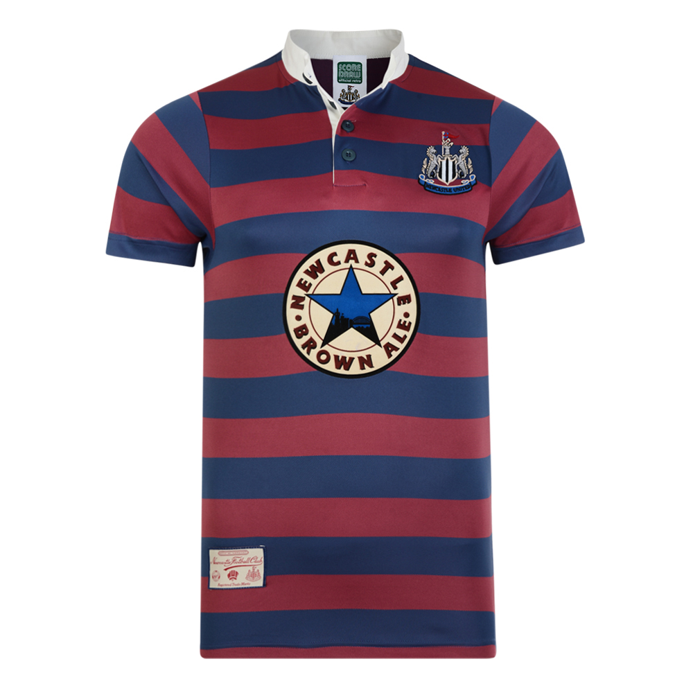 Newcastle United Retro Away baju