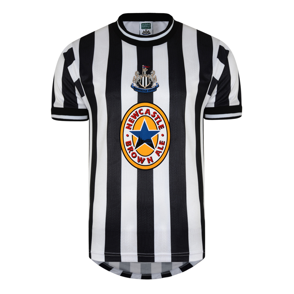 Buy newcastle united 1998 retro football shirt for Newcastle home