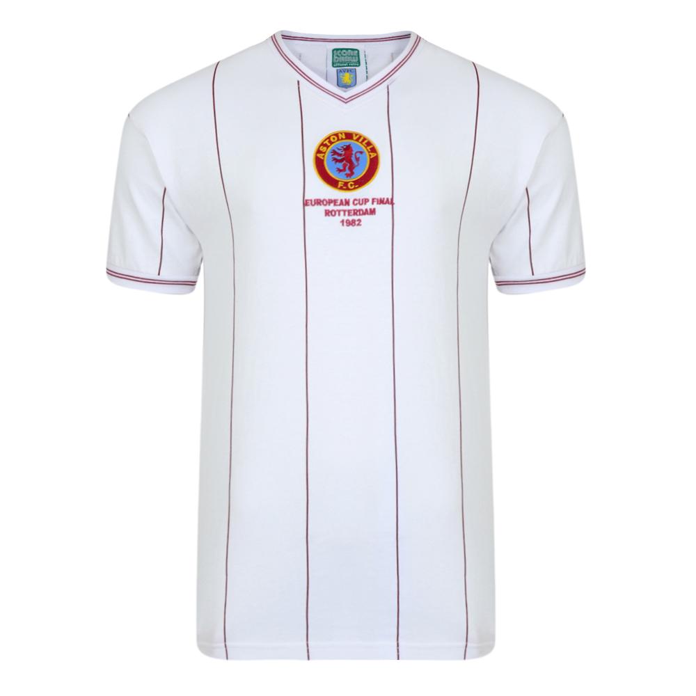 c874e0587 Buy Aston Villa 1982 Euro Final Retro Football Shirt