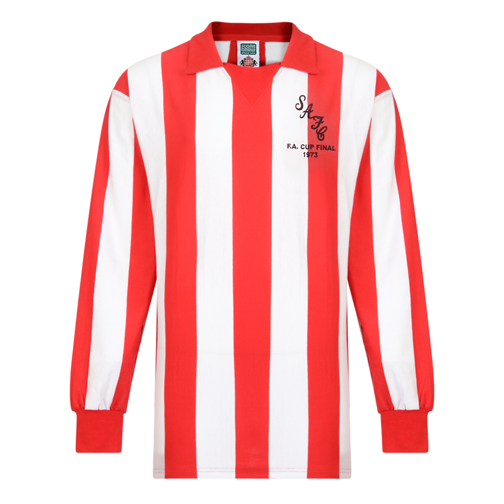 Sunderland Retro Cup Final shirt