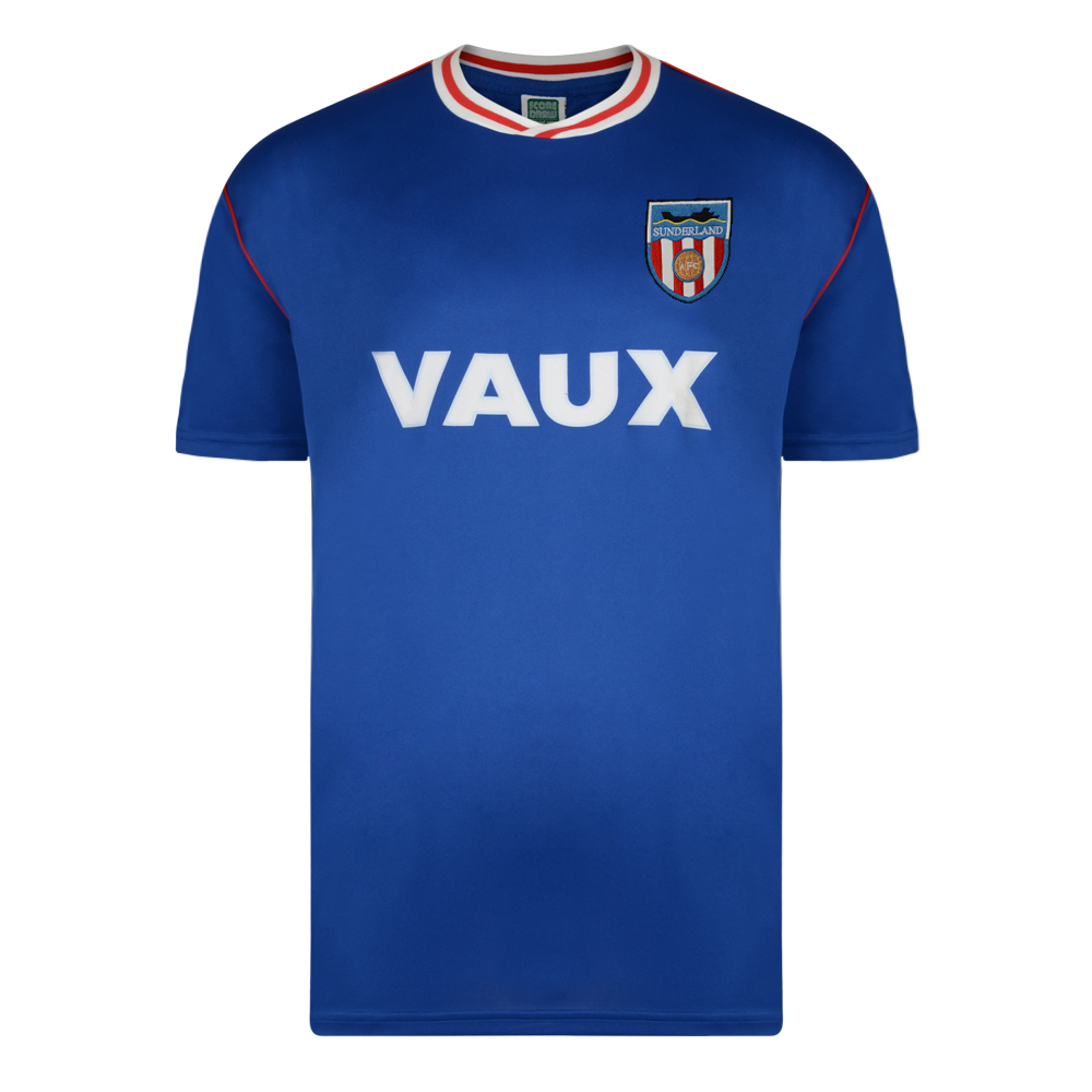 Sunderland 1990 Retro Football Away Shirt