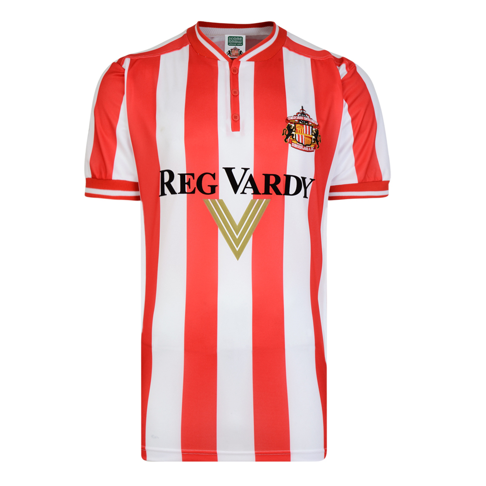 Sunderland 2000 Polyester Retro Football Shirt