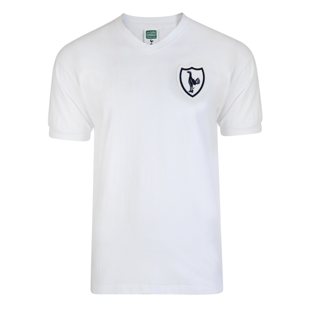 9abc646c3ed Buy Tottenham Hotspur 1962 No8 Retro Football Shirt