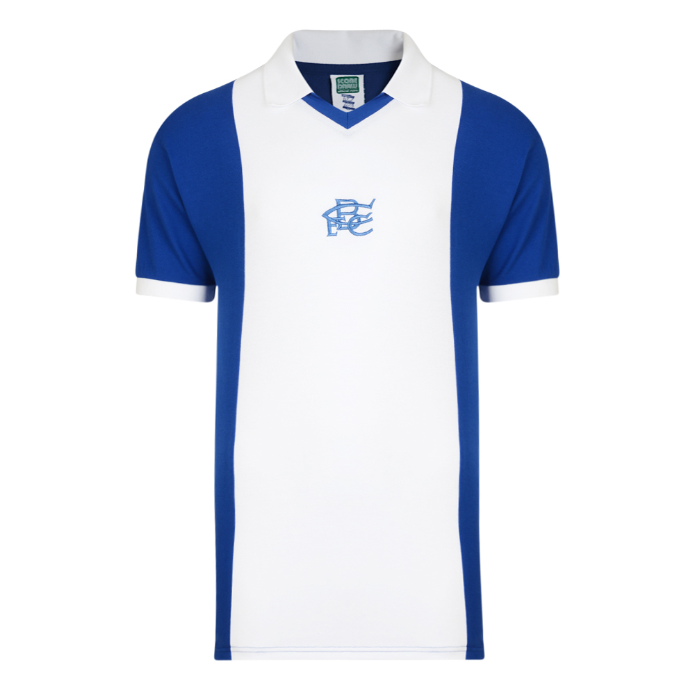 Retro Birmingham City Shirt