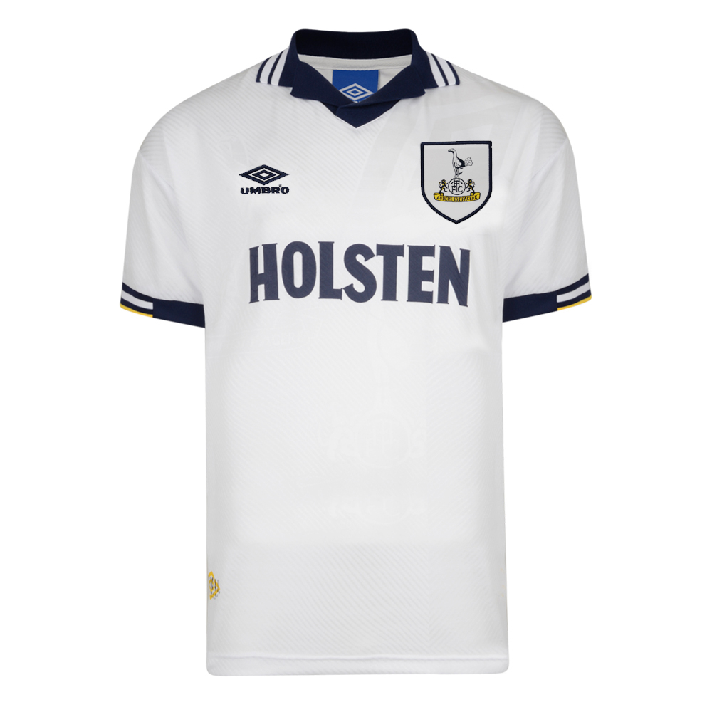 hot sale online 6c8d0 8b62c Buy Tottenham Hotspur 1994 Umbro Retro Football Shirt ...